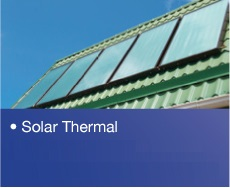 Solar Thermal East Sussex